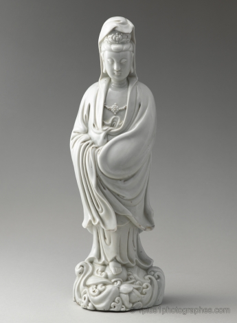 Céramique chinoise/ Musee Guimet / Photo Raphaël Chipault et Benjamin Soligny